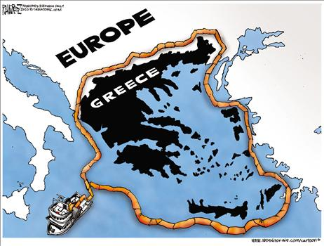 greek government debt crisis The greek sovereign debt crisis and ecb  greek government to fully implement the programme are the basis, also from a risk management perspective,.