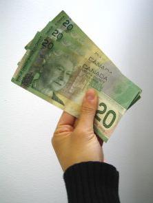 Expat Canadian credit